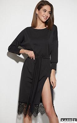 Платье Карина, Черный