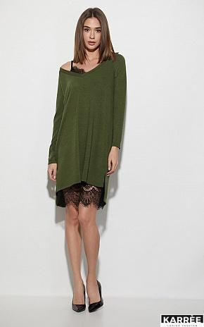 Платье Ультра, Хаки - фото 3