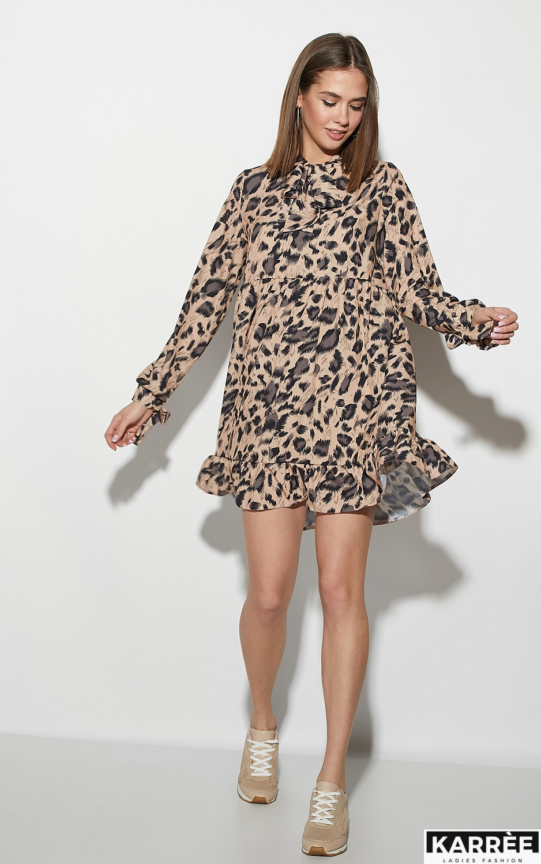 Платье Винси, Темно-бежевый - фото 2