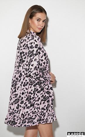 Платье Винси, Розовый - фото 3