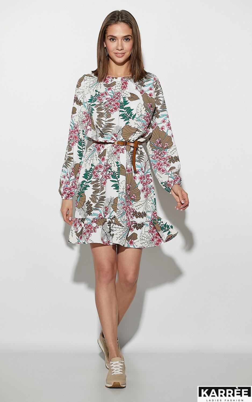 Платье Сальма, Белый - фото 2