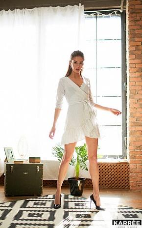 Платье Амаретто, Белый - фото 1