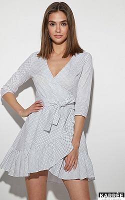 Платье Амаретто, Белый