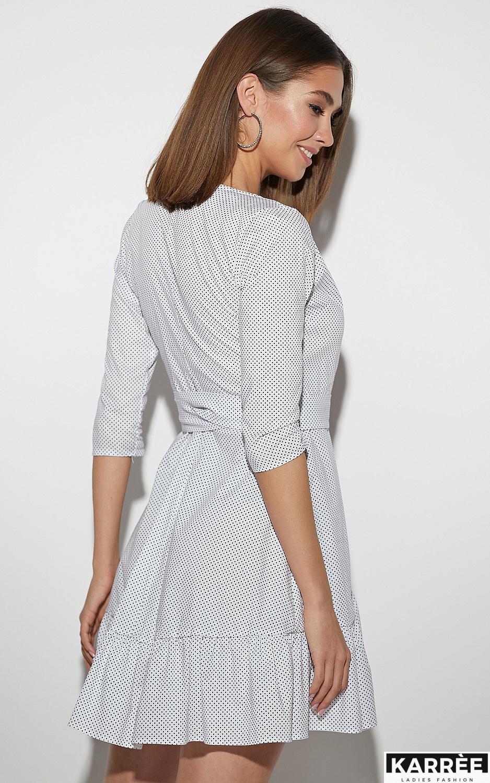 Платье Амаретто, Белый - фото 4