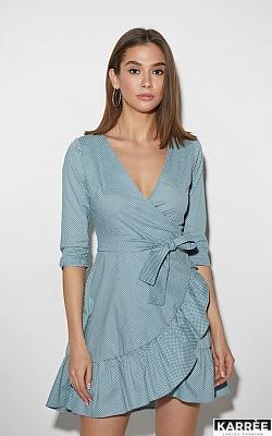 Платье Амаретто, Фисташковый