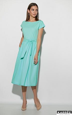 Платье Ментон, Ментоловый - фото 1