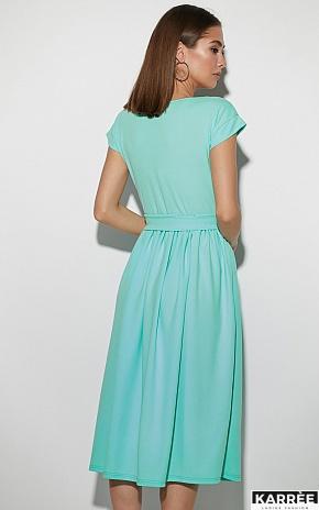 Платье Ментон, Ментоловый - фото 3