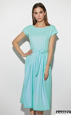 Платье Ментон, Ментоловый