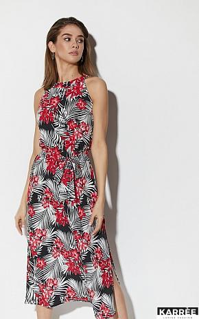 Платье Джулия, Черный - фото 2