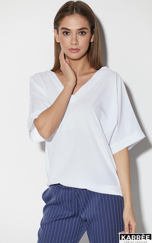 Блуза Токио, Белый - фото 2