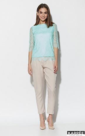 Блуза Зоуи, Ментоловый - фото 1