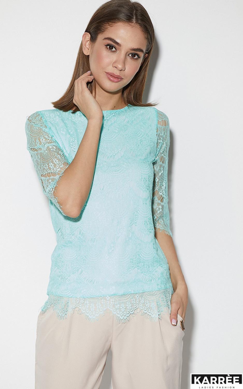 Блуза Зоуи, Ментоловый - фото 2