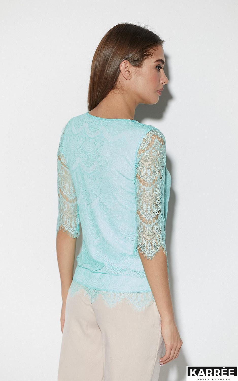 Блуза Зоуи, Ментоловый - фото 5