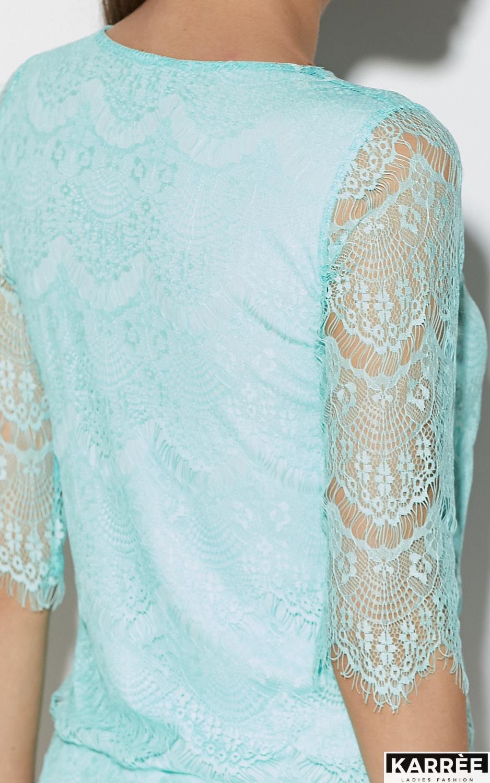 Блуза Зоуи, Ментоловый - фото 4