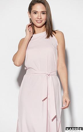 Платье Алиот, Пыльно-розовый - фото 2