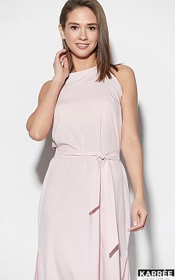 Платье Алиот, Пыльно-розовый