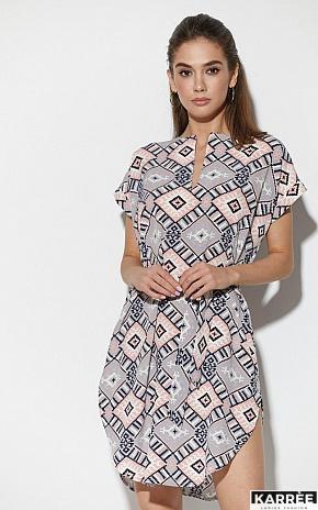 Платье Санси, Комбинированный - фото 3