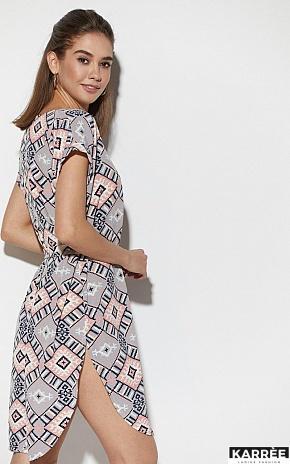 Платье Санси, Комбинированный - фото 4
