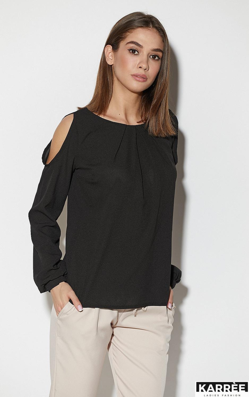 Блуза Аризона, Черный - фото 2