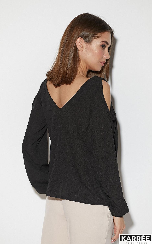 Блуза Аризона, Черный - фото 3