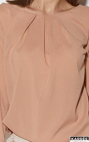 Блуза Аризона, Бежевый - фото 3
