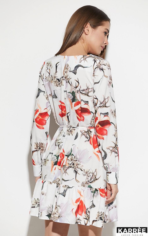 Платье Майорка, Белый - фото 2