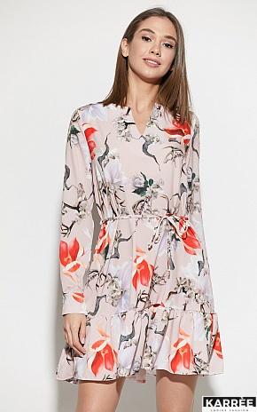 Платье Майорка, Пудровый - фото 2