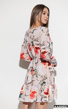 Платье Майорка, Пудровый - фото 3