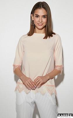 Блуза Мэри, Персик