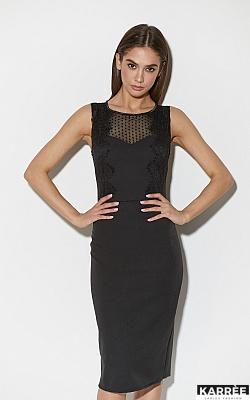 Платье Ким, Черный