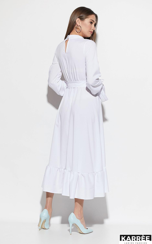 Платье Азия, Белый - фото 3