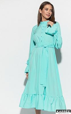 Платье Азия, Ментоловый