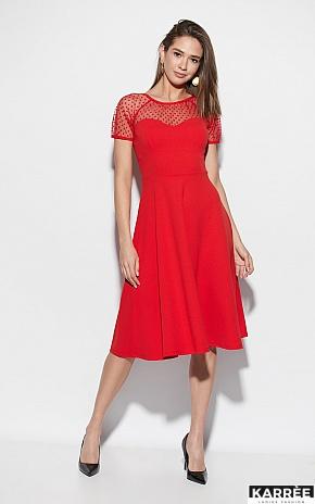 Платье Левант, Красный - фото 1
