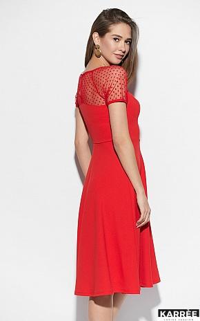 Платье Левант, Красный - фото 3