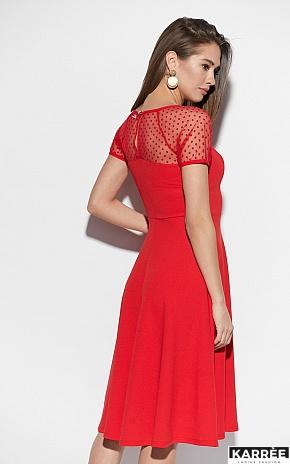 Платье Левант, Красный - фото 4