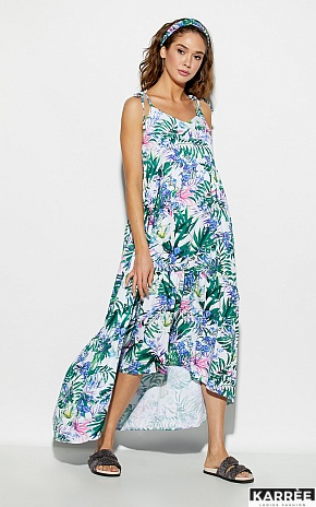 Платье Тропикано