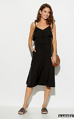 2e22f9d447a Купить платье длины миди в интернет магазине Karree