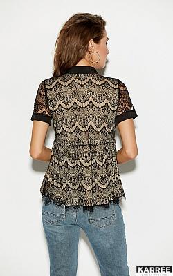 Блуза Мендес, Черный