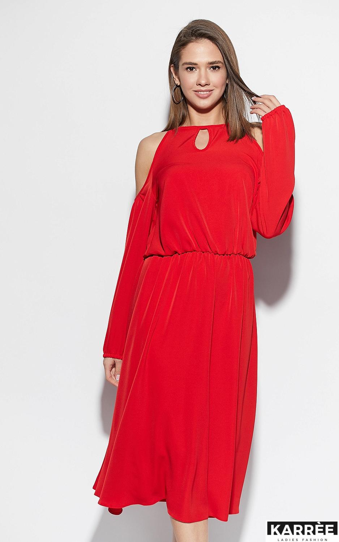 Платье Трофи, Красный - фото 2