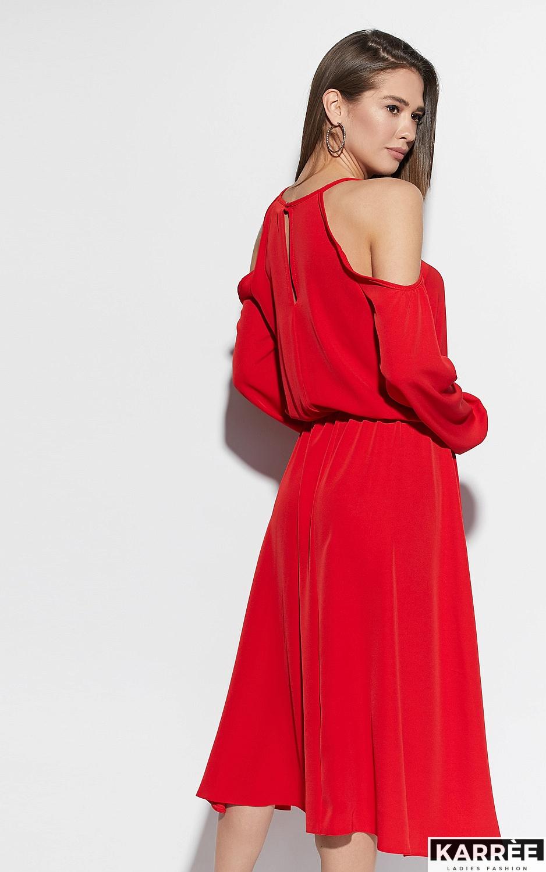 Платье Трофи, Красный - фото 3