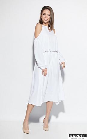 Платье Трофи, Белый - фото 3