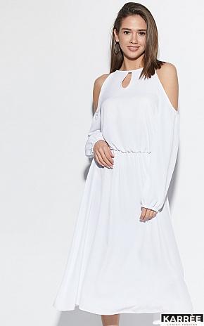 Платье Трофи, Белый - фото 4