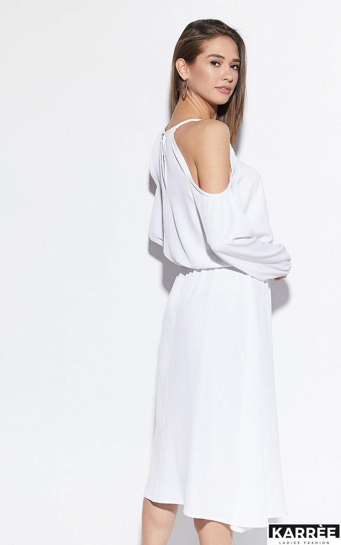 Платье Трофи, Белый - фото 2