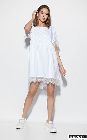 Платье Джезерит, Белый - фото 1