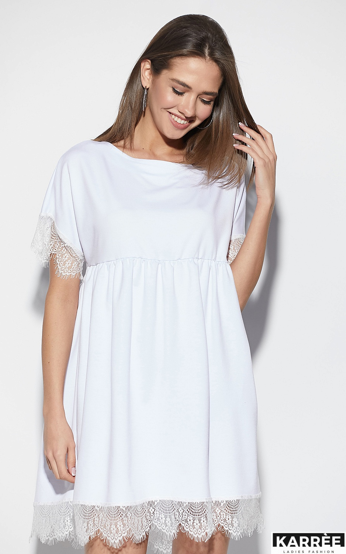 Платье Джезерит, Белый - фото 2