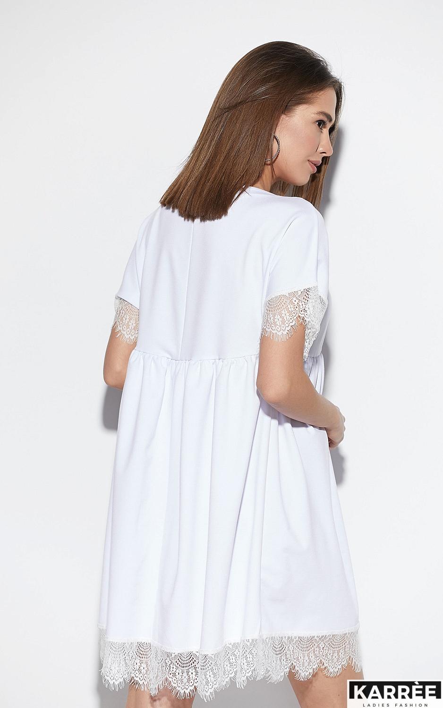 Платье Джезерит, Белый - фото 3