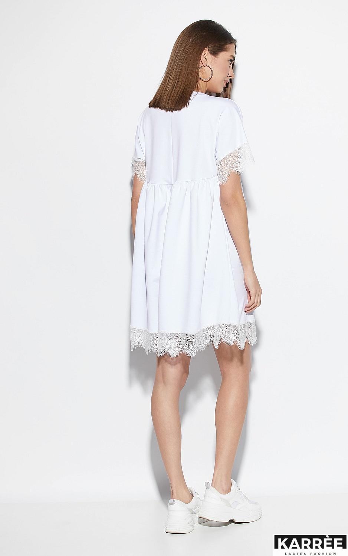 Платье Джезерит, Белый - фото 4