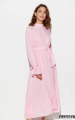 Платье Миндаль, Розовый