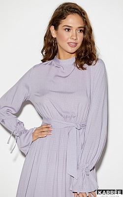 Платье Миндаль, Сиреневый