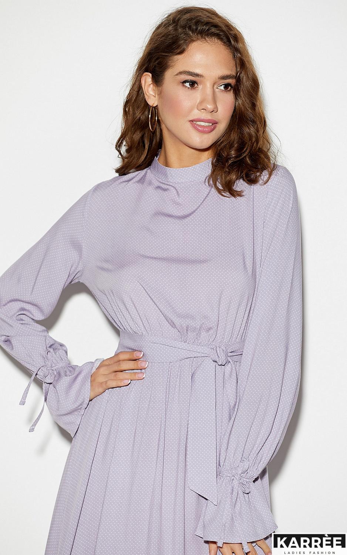 Платье Миндаль, Сиреневый - фото 2